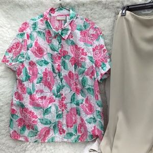 Ladies size 18 blouse
